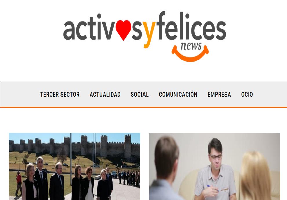Activos y felices