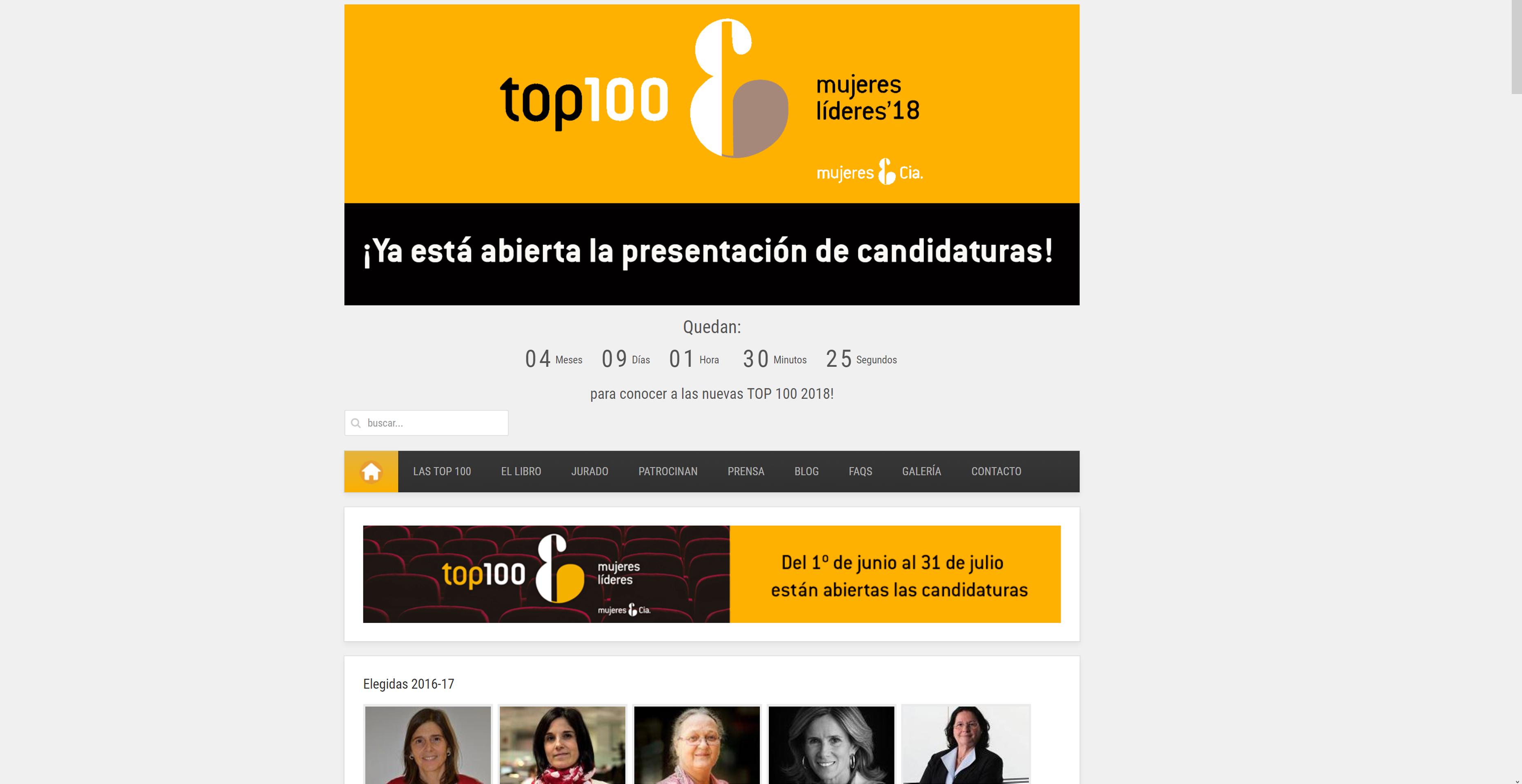 Las Top 100