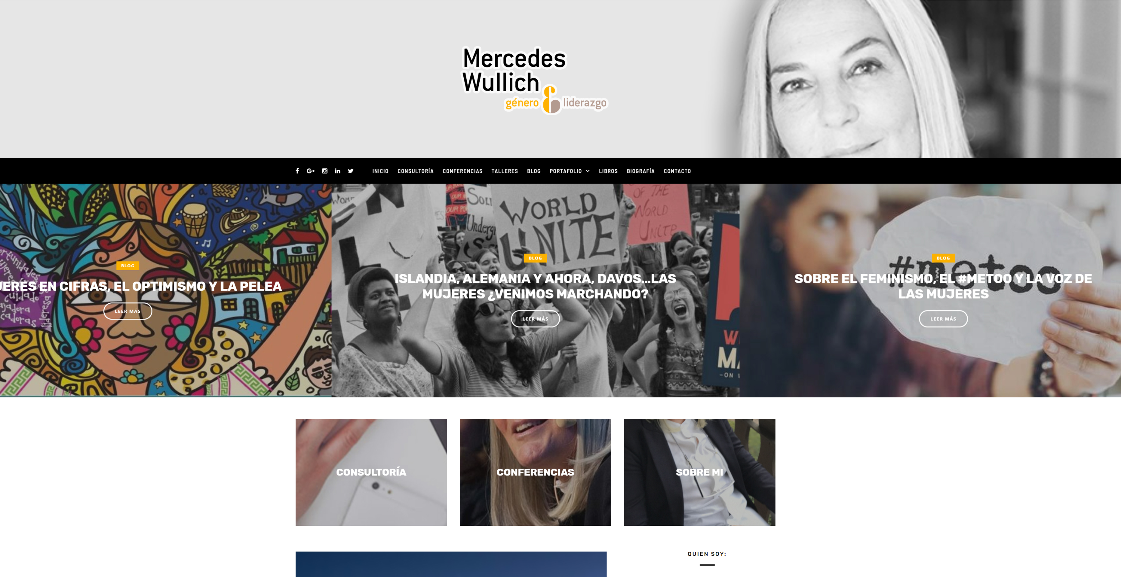 Blog de Mercedes Wullich